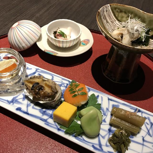 Photo:四季島 皐月のお献立 若菜, 先附と前菜 By kimuchi583