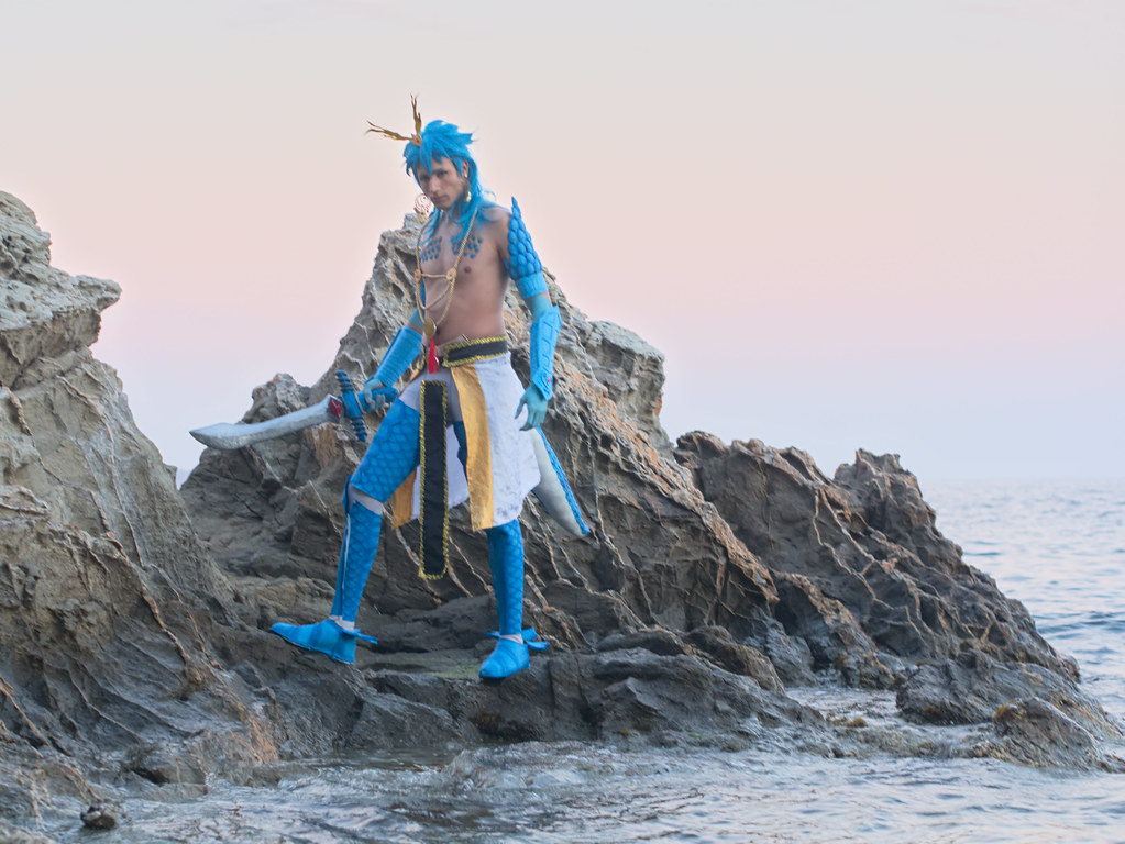 related image - Shooting Magi The Labyrinth of Magic - Plage de la Mître - Le Mourillon - 2017-04-14- P2030978