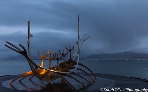 6d canon dawn iceland jóngunnar reykjavik sculpture sun sólfar voyager árnason reykjavík capitalregion is viking boat ship sunrise dreamboat outdoors landscape
