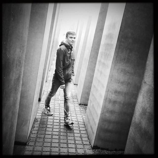 Mémorial de l'Holocauste à #berlin