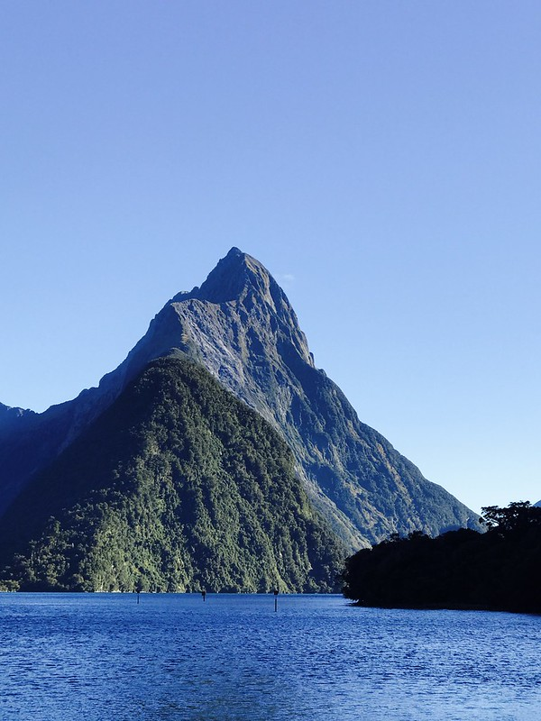 Mitre Peak would make a fine stand-in for Kong's Skull Island