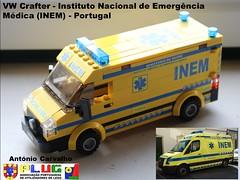 Portuguese Ambulance