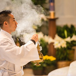 Mass at Madonna della Strada