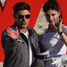 Small photo of Zac Efron, Alexandra Daddario