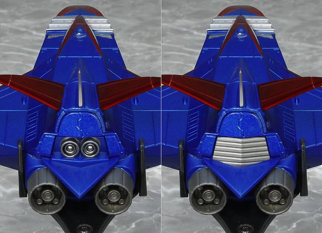 EX合金《科學小飛俠》鳳凰號/白鳥摩托車/四驅戰車「重繪版本」【再次販售!】科学忍者隊ガッチャマン G-3号/ G-4号/G-5号 リペイントver.