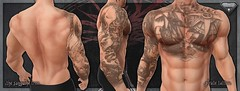[ new release - aesthetic pirate tattoo ]