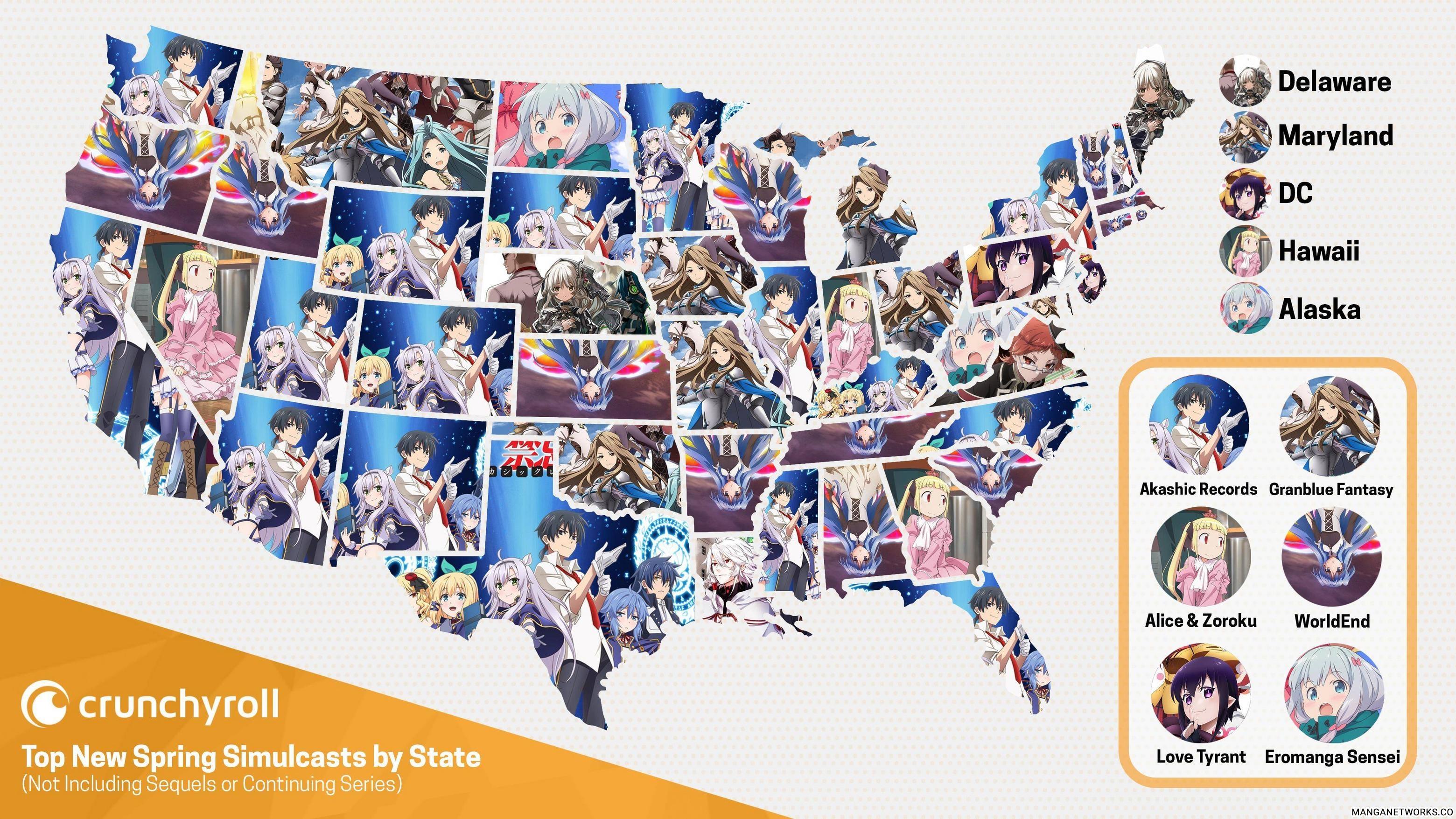 34031847964 41e797cd76 o Cùng điểm tên những bộ Anime được khán giả Hoa Kỳ xem nhiều nhất trong mùa xuân 2017