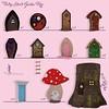 Fairy Door Gacha Key