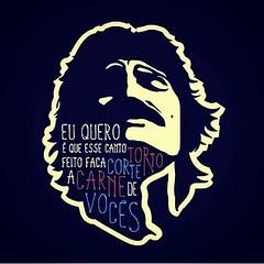 BELCHIOR, forever...  #blogauroradecinematriste  #BlogAuroradeCinemalamenta  #belchior #comonossospais #apenasumrapazlatinoamericanosemdinheironobanco #brazil #apenasumrapazlatinoamericano #songs #singer:microphone: #luto #perda #cool #musicabrasileira