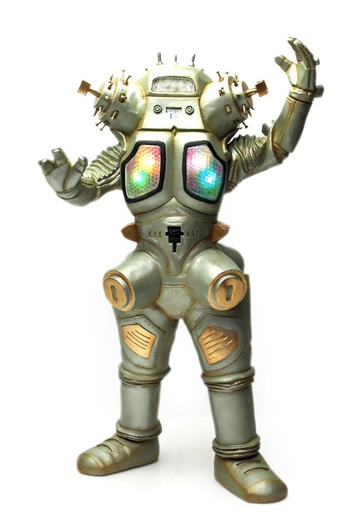 CCP 《1/6特撮系列》 Vol.076 「宇宙機器人 喬王」!宇宙ロボット キングジョー(立ポーズ)
