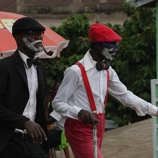 This was the dress code for kwahu festival, @ Obo kawhu