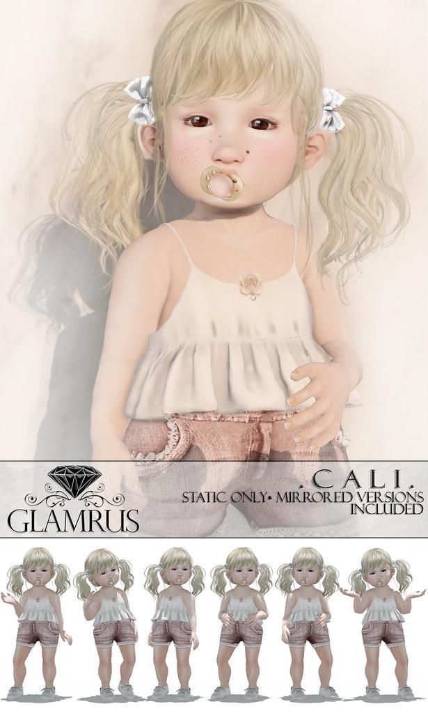 Glamrus Kids . Cali AD - SecondLifeHub.com