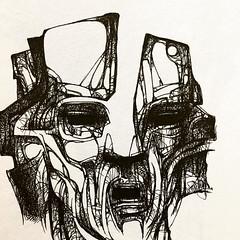 Mystik Mask dwelling behind conscious ::