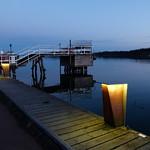 Evening mood in the Harbor - av evisdotter