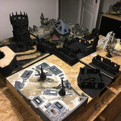 Malval District project - Mordheim table - Page 3 34266014090_87924fd530