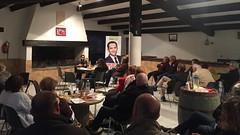 Conférence sur le revenu de base dans l'Hérault