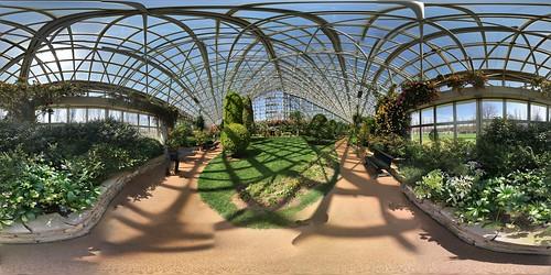 Around the Greenhouse