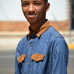 Bursary student: D'mitri Linnerd