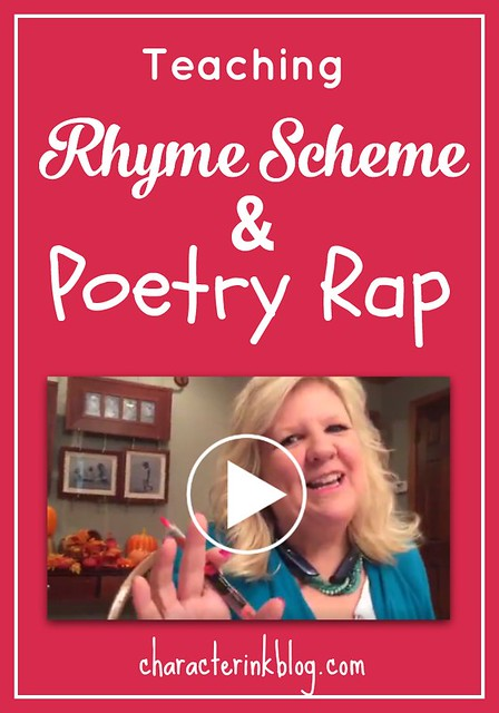 Teaching Rhyme Scheme & Poetry Rap