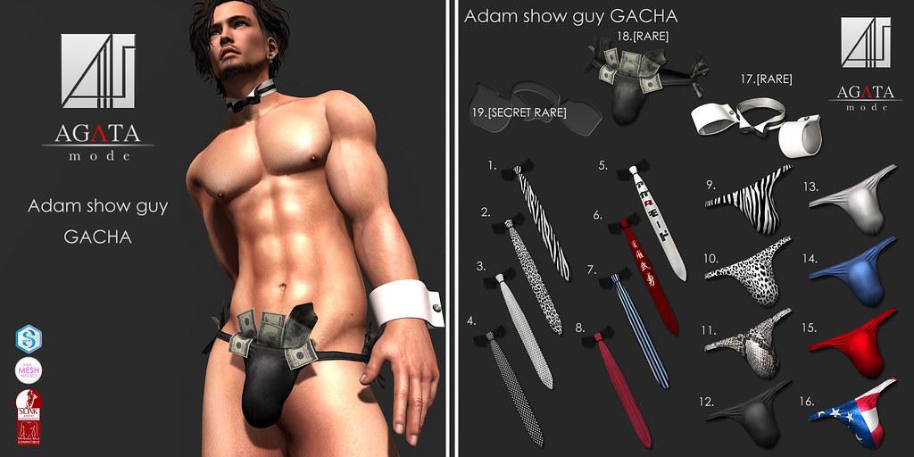 Adam show guy @ crossroads - SecondLifeHub.com