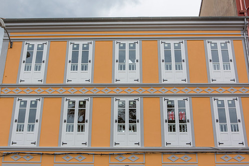 Balconeras tradicionales