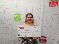 Marisol Medina - $2,503 - Mega Millions - Malad City - Top Stop Chevron