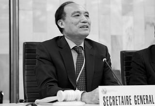 ITU Secretary - General, Houlin Zhao