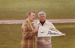 Vin Scully, LA Dodgers 1979