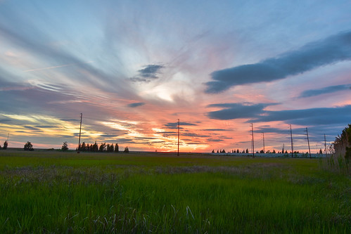 marsh portrepublic sunset nj newjersey clouds