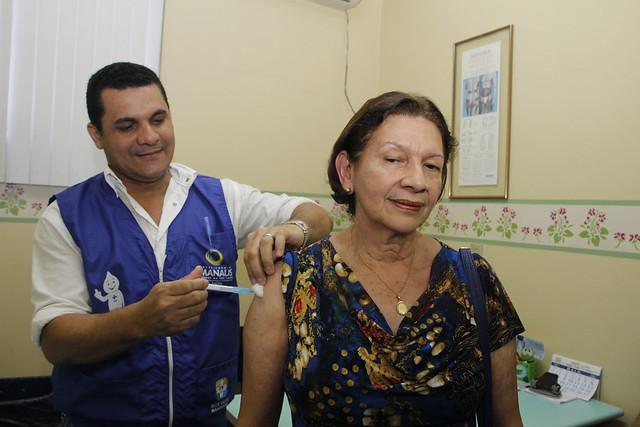 17.05.13. Dia D da vacinação N1h1nfluenza