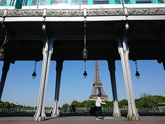 Lluís Salvadó, Eiffel Tower, Sony Xperia XZ