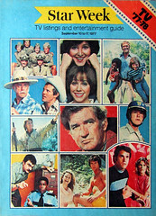 Star Week TV Guide 1977