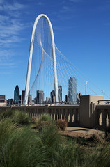 Texas 2017 Dallas Margaret Hunt Hill Bridge IMG_5490