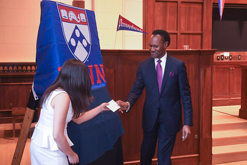 Penn's Class of 2017 Ivy Day Ceremony