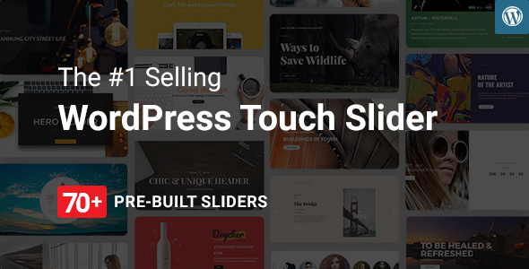 Master Slider v3.2.0 – WordPress Responsive Touch Slider