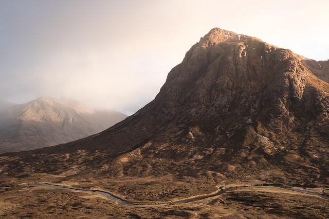 Buachaille Etive Mor, Scotland, Fujifilm X-Pro2, XF23mmF1.4 R