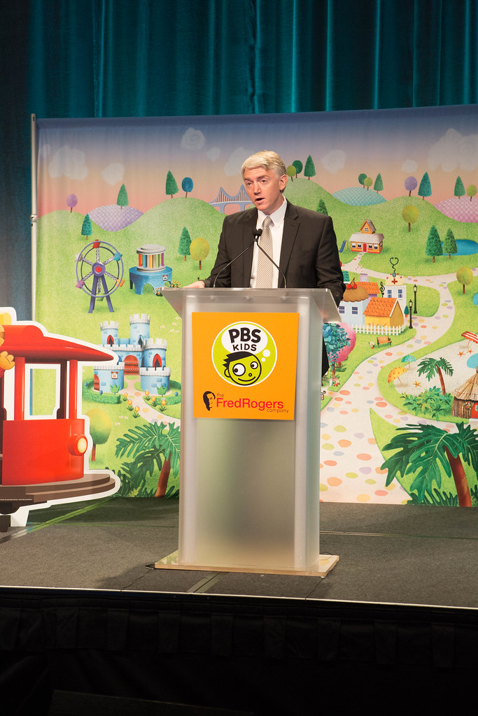 Paul Siefken, President & CEO, The Fred Rogers Company   Flickr