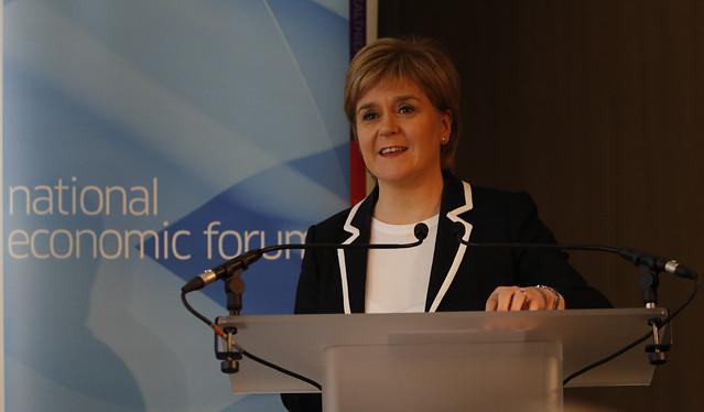National Economic Forum in Inverness.