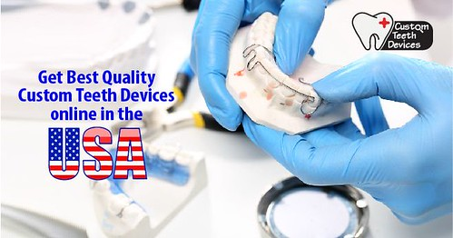 Get Best Quality Custom Teeth Devices Online in the USA