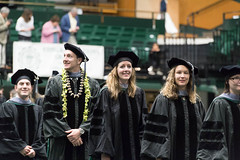 Colorado State University DVM Commencement