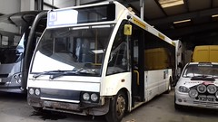 New Engine Time: Dales & District Optare Solo Cummins Engined MX57CCF