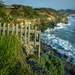 Broken Fence Pacific by Steven Hight