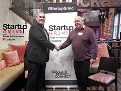 Startup Grind Cardiff May 2017 Event