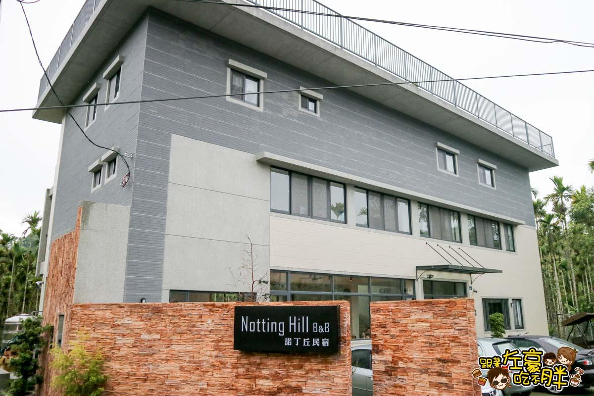諾丁丘Notting Hill民宿-30