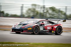 VS Racing Lamborghini Huracan Super Trofeo Silverstone 2017 Sportscar Racing News