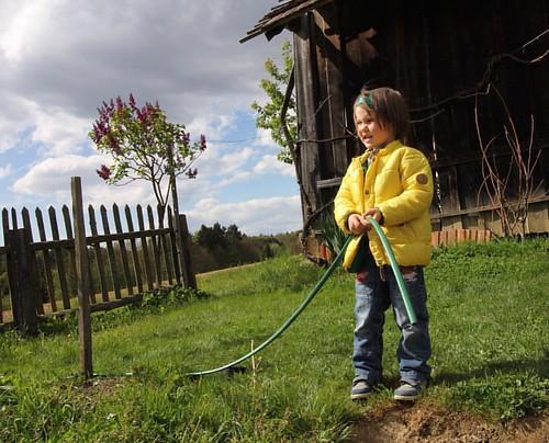 Frühling bei Otto