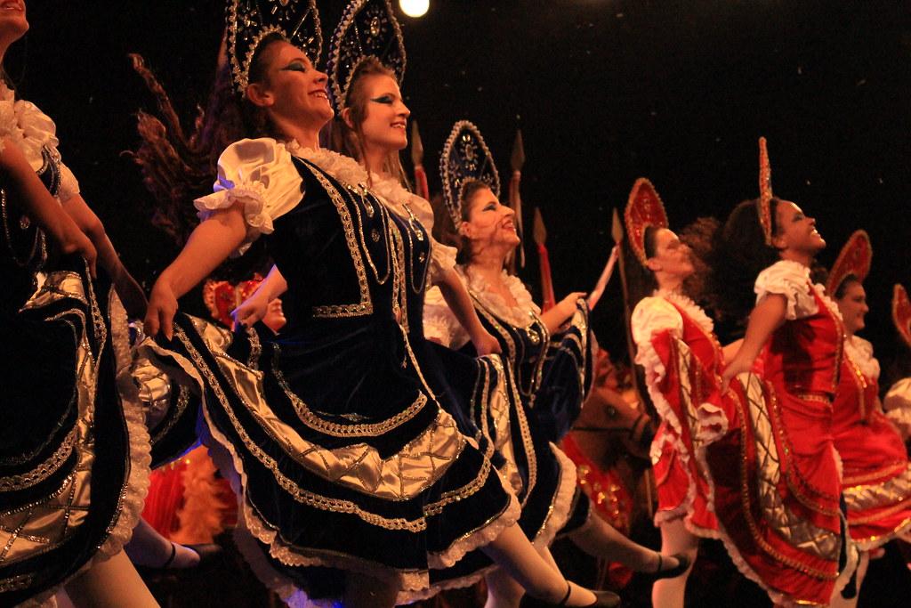 Seletiva Joinville - 35º Festival de Dança