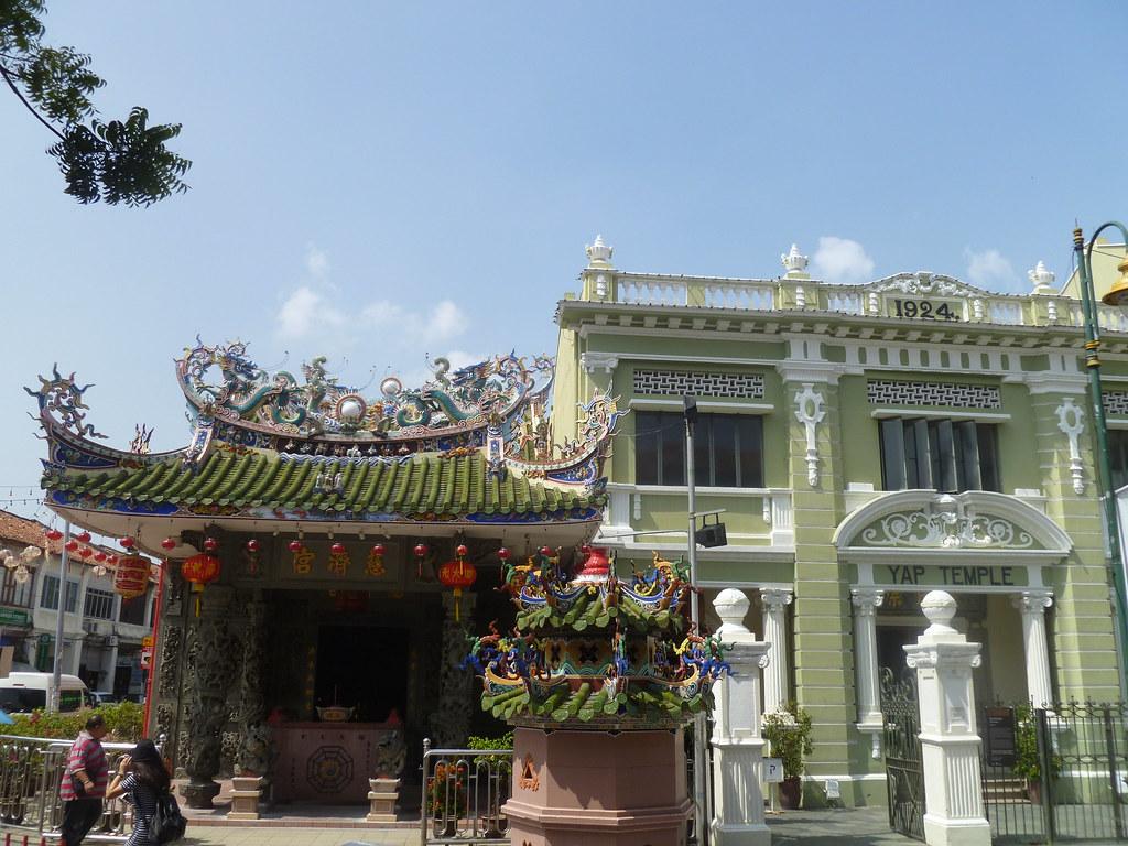 Choo Chay Keong Temple (Yap Kongsi Temple), Penang / George Town / Malaysia