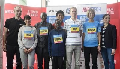 Favorité Volkswagen Maratonu Praha jsou z Etiopie