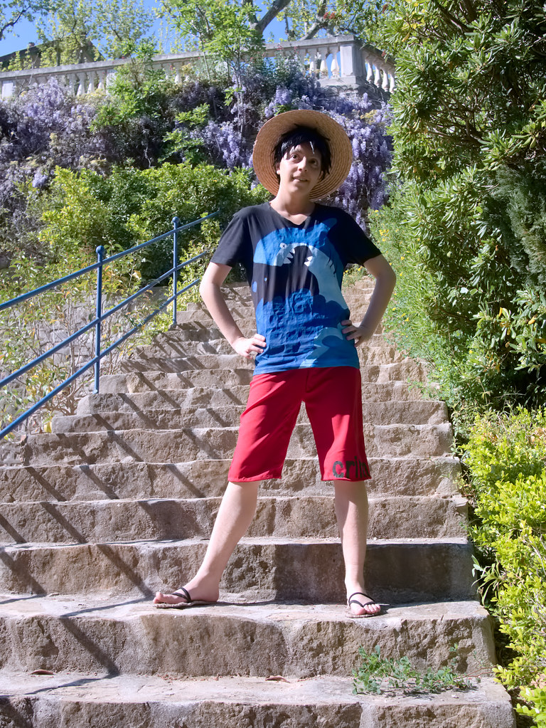 related image - Shooting Luffy - One Piece - Parc du Mugel - La Ciotat -2017-04-08- P2030768